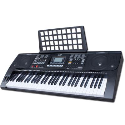 台灣品牌公司貨‧半配置力道琴鍵+力度感應,電子琴,MP3+麥克風,61鍵贈琴袋全配,電鋼琴