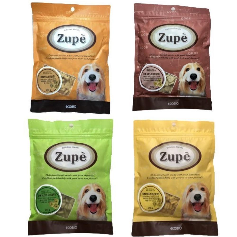 Zupe露沛《有機機能餅乾》250g 兩包組