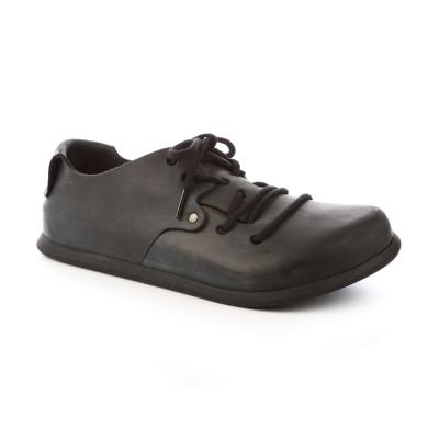 勃肯BIRKENSTOCK 199261。蒙大拿 經典包鞋(黑)