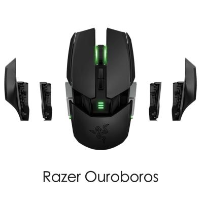 Razer-雷蛇-奧羅波若蛇電競滑鼠-Ouroboros