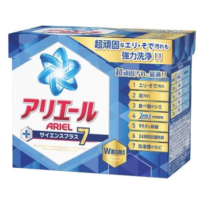 日本P&G  ARIEL七效合一洗衣粉900g