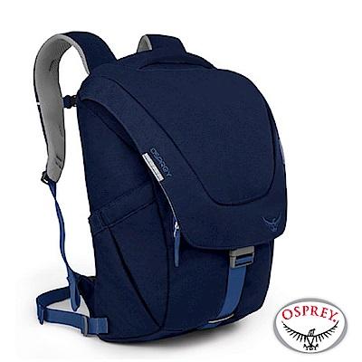 【美國 OSPREY】女新款 FlapJill Pack 19L 多功能電腦背包_暮藍 R