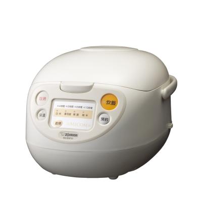 象印-6人份-黑金剛微電腦電子鍋-NS-WXF10