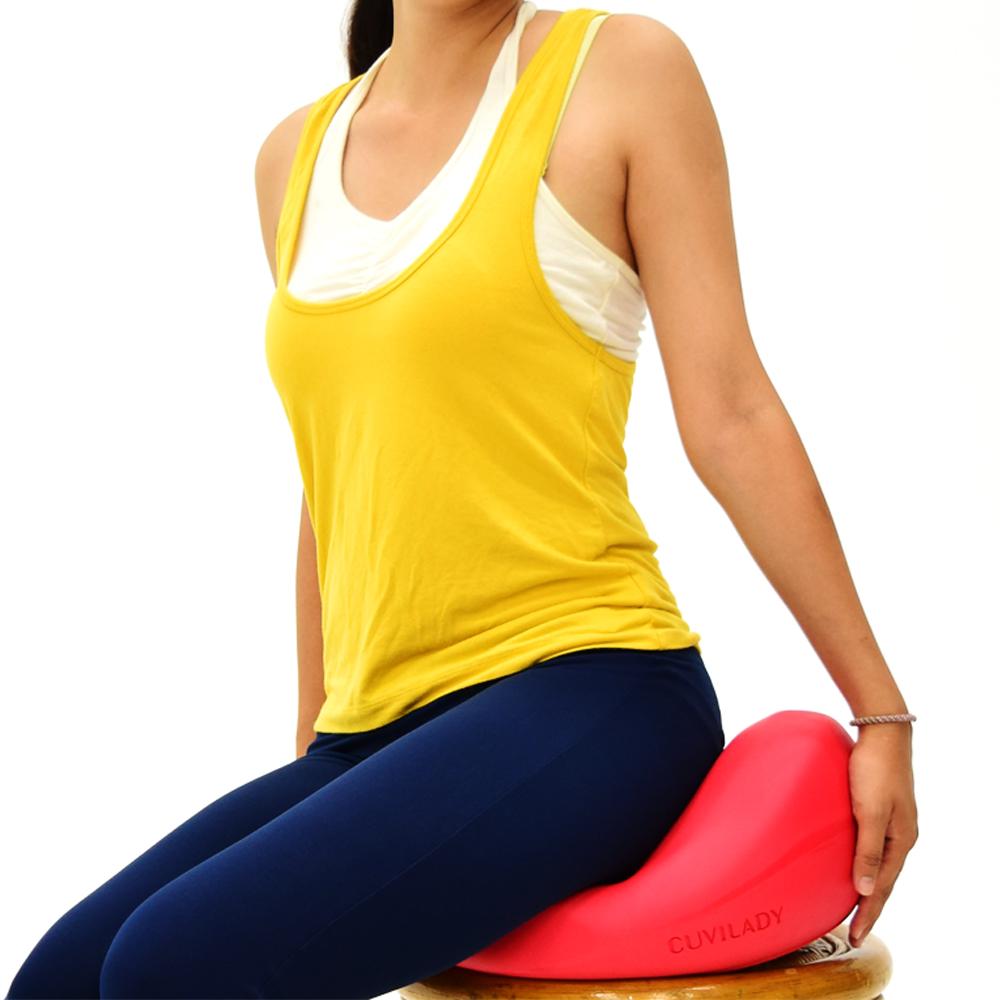 扭腰美臀運動紓壓墊