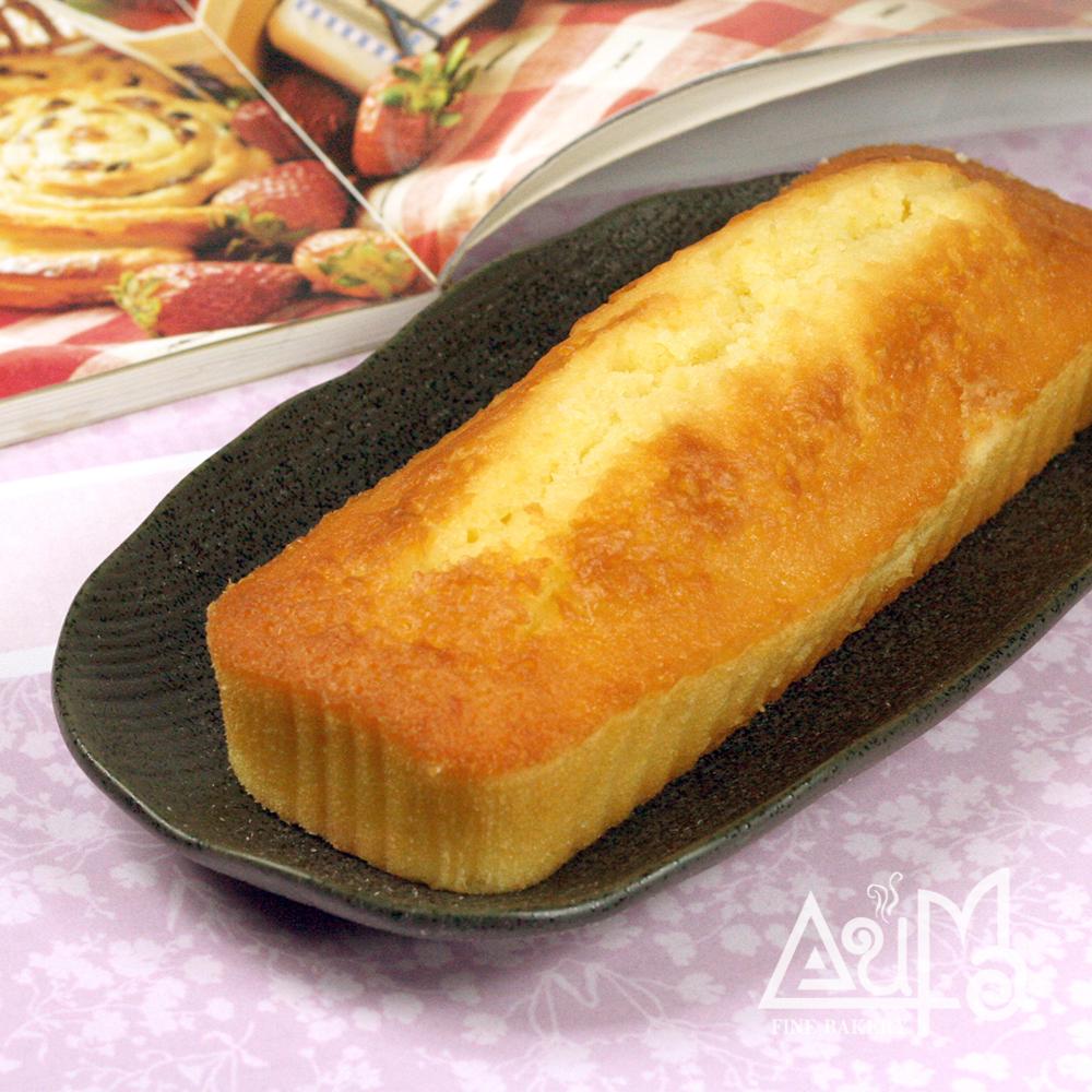 【奧瑪】檸檬磅蛋糕340g*2條