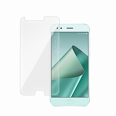 ASUS ZenFone4 5.5吋(ZE554KL) 疏水疏油超硬9H鋼化玻璃保護貼