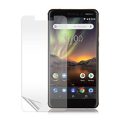 VXTRA Nokia 6(2018) / Nokia 6.1 高透光亮面耐磨保...