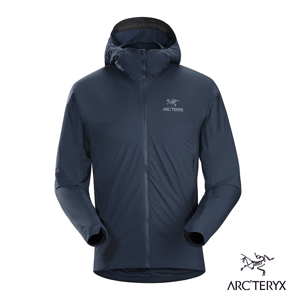 Arcteryx 男 Atom SL 化纖保暖連帽外套 夜景藍 @ Y!購物
