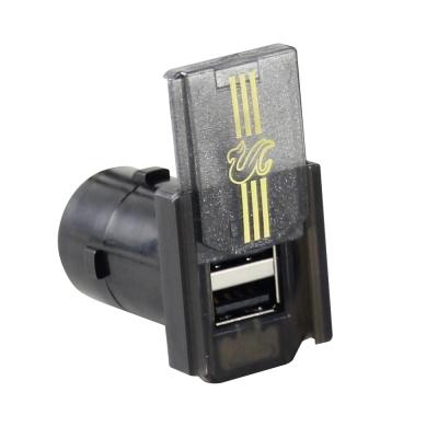 機車小U 極光盾 SPU88 雙USB孔快速充電-快