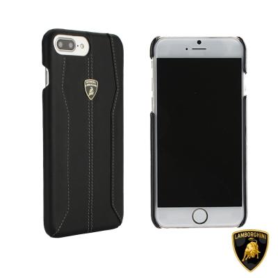 藍寶堅尼 Lamborghini iPhone 7 Plus/8 Plus 真皮保護殼