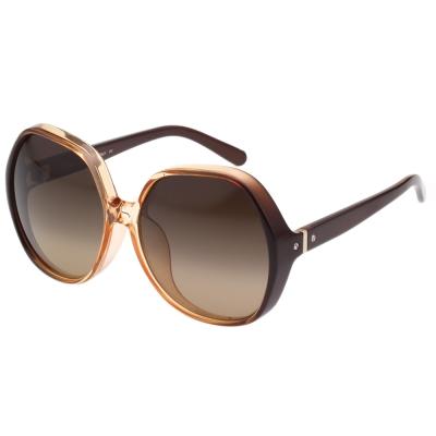 CHLOE太陽眼鏡 大圓框 經典款 (漸層咖啡) CE723SA