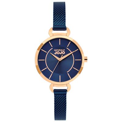 NATURALLY JOJO 光耀庭園米蘭時尚腕錶(JO96913-55R)-31mm