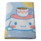 Sanrio三麗鷗授權 普普風大耳狗浴巾 (76x152cm)
