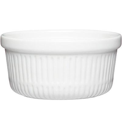 KitchenCraft 瓷製布丁烤杯(簡約)