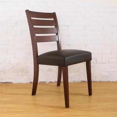 Bernice-蓋恩實木餐椅(四入組合)-44x53x90cm