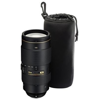 Kamera 潛水料鏡頭袋(XL)-黑