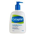 Cetaphil 舒特膚 全效潔膚乳 500ml加贈 全護低敏防曬霜 5ml