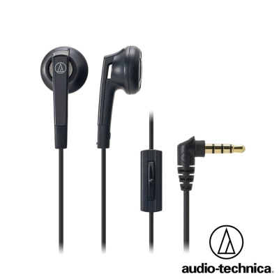 鐵三角 ATH-C505iS 智慧型手機用耳塞式耳機【附捲線器】