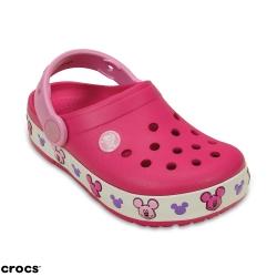 Crocs卡駱馳 (童) 酷閃米奇克駱格-203072-6X0