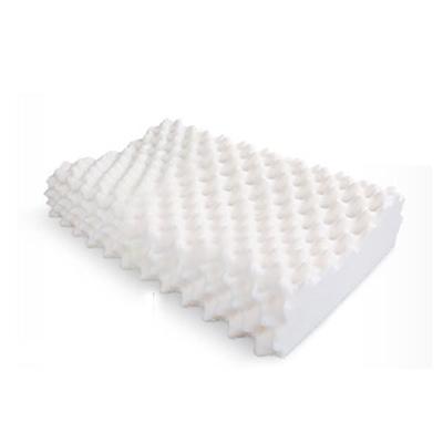 精靈工廠 人體工學顆粒按摩透氣舒眠乳膠枕