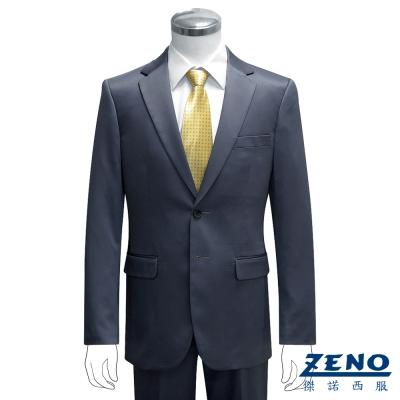 ZENO 型男時尚宴會修身西裝外套‧深紫46~54