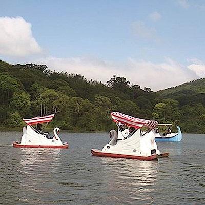 (三義)西湖渡假村 雙人門票+下午茶套餐