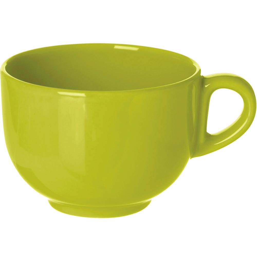 EXCELSA 陶製湯杯(綠400ml)