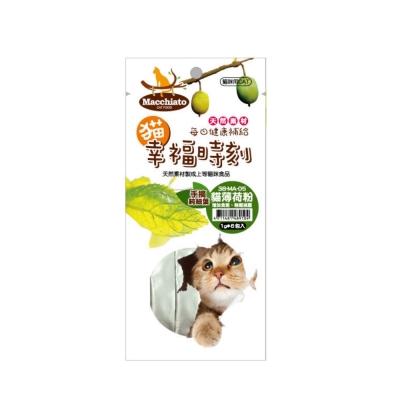 貓幸福時刻 特級貓薄荷粉(1gx6小包入)  (六包組)