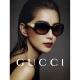 GUCCI- 奢華鍍金款 太陽眼鏡 (黑色) product thumbnail 1