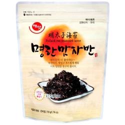 HAEMATT 京畿道明太子海苔酥(50g)