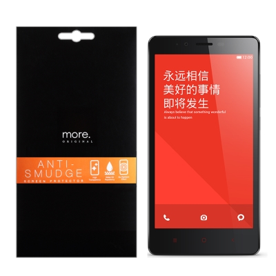 more. 紅米Note  AS疏油疏水抗刮液晶螢幕保護貼