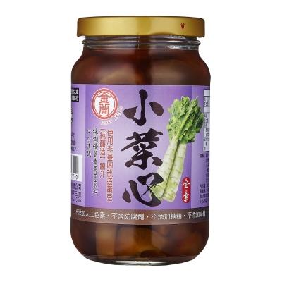 金蘭 小菜心(380g)