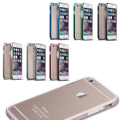 joyroom iphone6 4.7 邊鋒系列雙料保護邊框