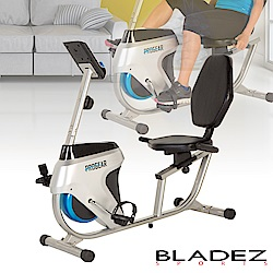 【BLADEZ】PROGEAR TS1斜躺式磁控健身車 P3151