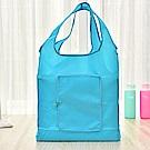 iSFun 防水素面 環保摺疊輕便購物袋 5色可選