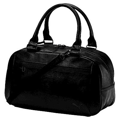 PUMA-女性Ferrari Lifestyle手提包-黑色
