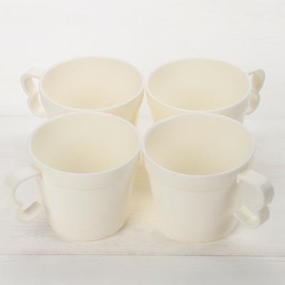 HIKARI日光生活  環保微波大餐杯 / 4入