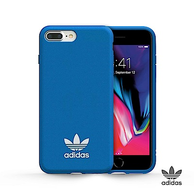 adidas iPhone 6/7/8 plus Original 經典貼皮手機...