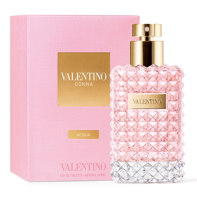 Valentino范倫鐵諾 Donna迷漾女性淡香水 50ml