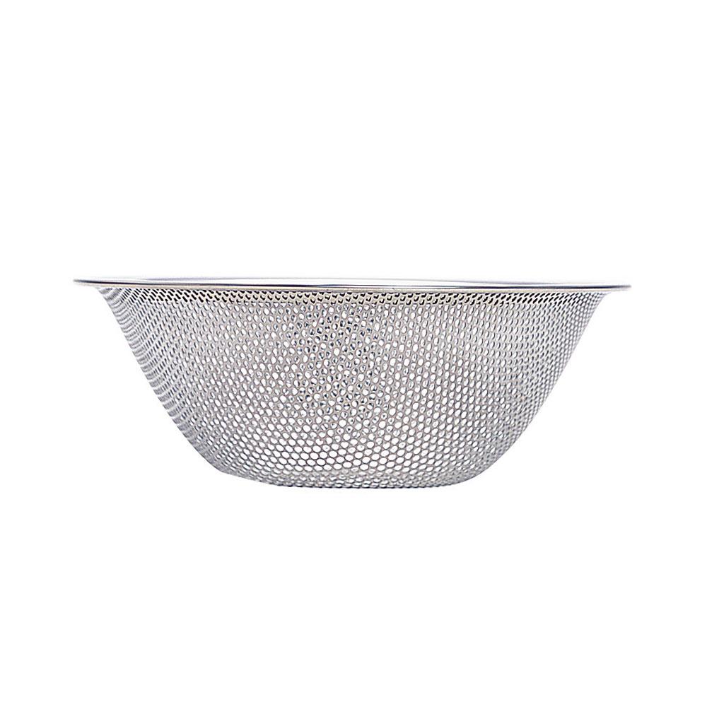 日本柳宗理不鏽鋼瀝水盆19cm