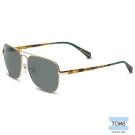 TOMS NAVIGATOR201  經典美國飛官款 太陽眼鏡-中性款(10000991)