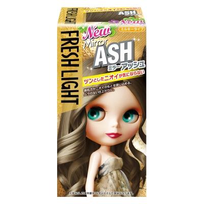 FRESHLIGHT富麗絲 染髮系列銀雪灰(第一劑40g第二劑80ml)