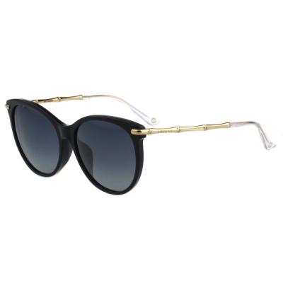 GUCCI-全智賢最新廣告款 太陽眼鏡(GG3777FS黑色)