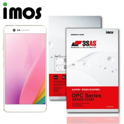 iMOS Sharp Z3 3SAS 疏油疏水 螢幕保護貼