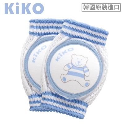 KIKO 兒童膝肘保護套藍色 共2入 韓國原裝進口