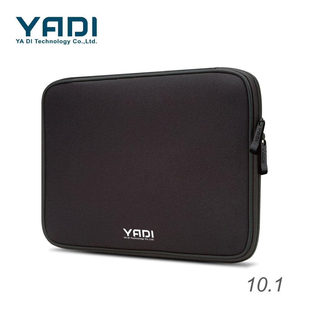 YADI 10.1吋 記憶泡綿 防震內袋 電腦包
