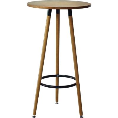 加里克吧台桌-深胡桃色 YRD-072