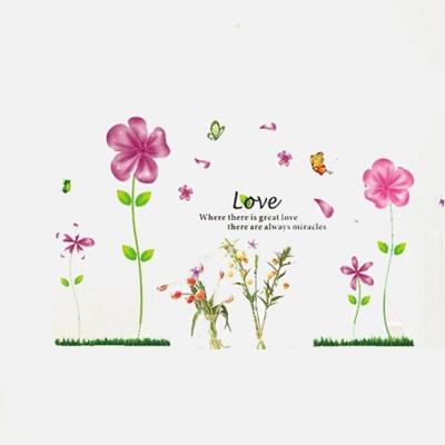 A-145花草系列-春光無限 大尺寸高級創意壁貼 / 牆貼