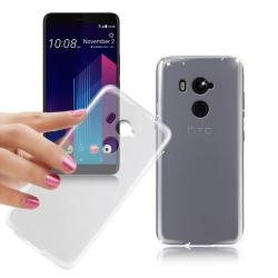 XM HTC U11+ 薄型清柔隱形保護套