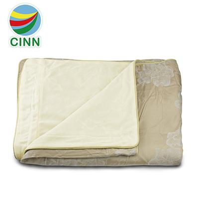 卓瑩 遠紅外線非動力式 治療床墊 未滅菌 (5件組香檳金緹花-附毯被/枕套/棉被)